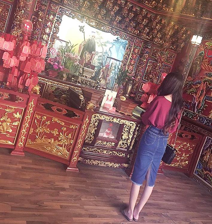 【月下老人のお守り】台湾の縁結びの神様 台北3大パワースポット