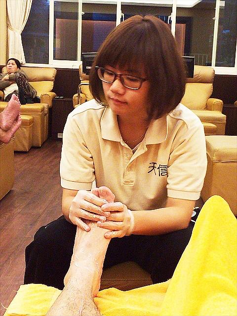 台湾台北でマッサージを受けてみよう!