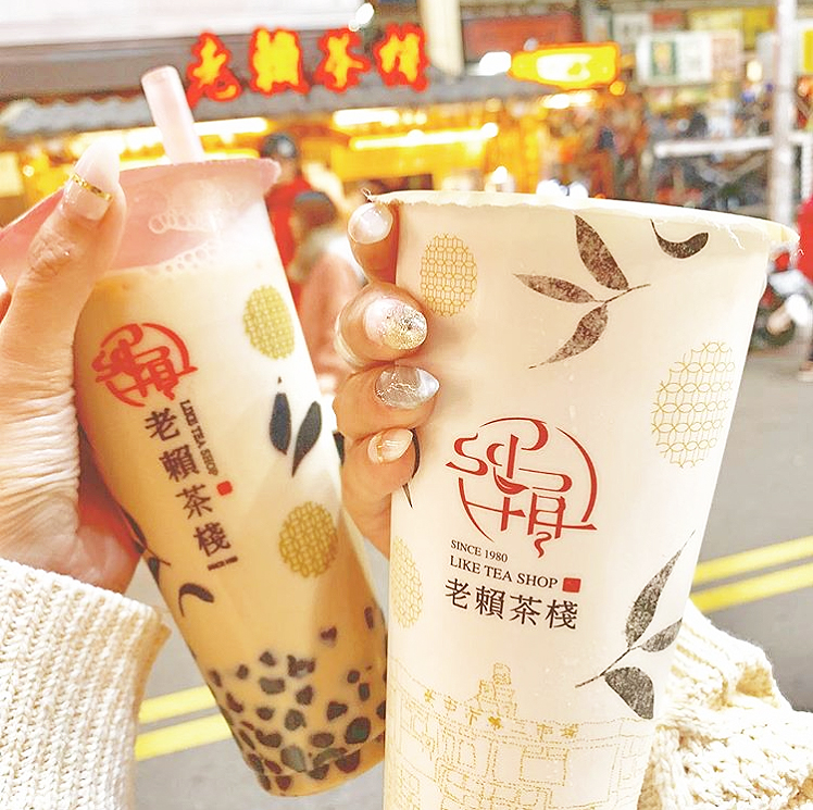 台湾ドリンクのお店
