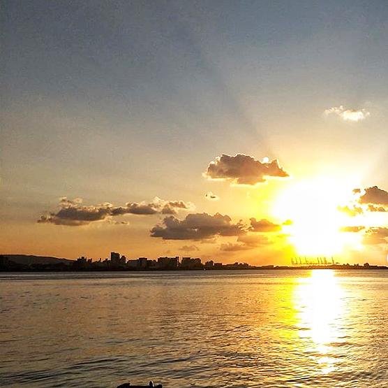 台北【淡水】で夕日を見よう!