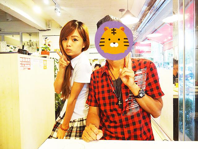 台北【無双カフェ(MUSOU cafe)】の団員と写真を撮ろう!