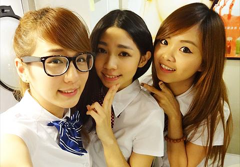 台湾の人気アイドル