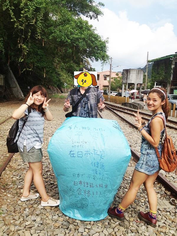 【天燈上げ】台湾 平渓線「十分」でランタン上げ 行き方や営業時間