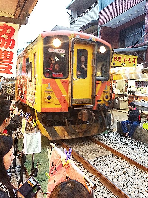 「十分(シーフェン)」へ電車を利用してのアクセス方法
