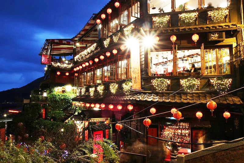 台北「九份」へのアクセス・行き方