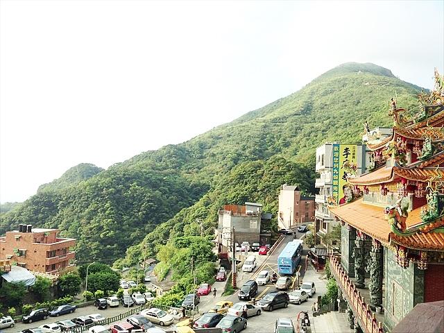台北「九份」の景色を楽しむ・行き方