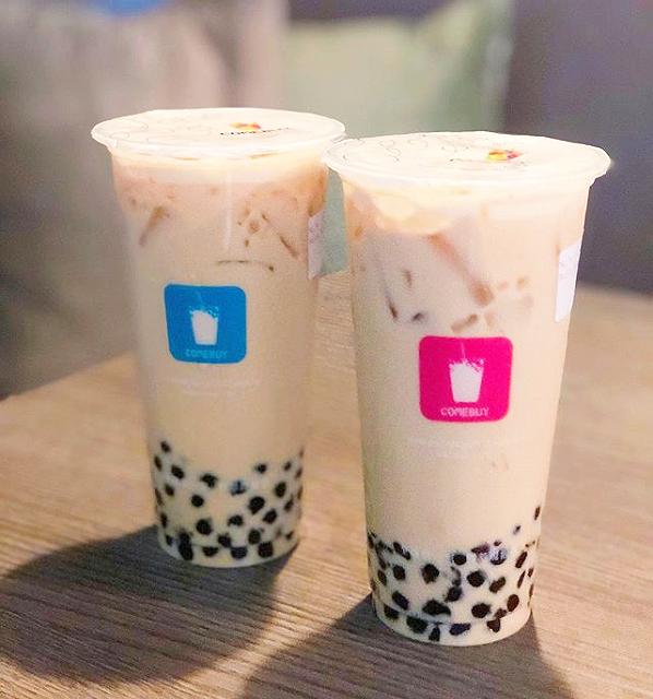 台湾でタピオカミルクティーを飲んでみよう!
