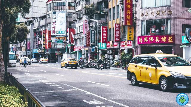台湾のタクシーは英語が通じる?