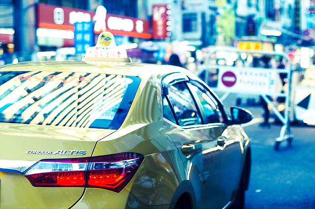 台湾でタクシーに乗りたいときは