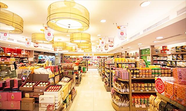 台湾24時間営業のお土産屋さん「新東陽 林森一店」へのアクセス