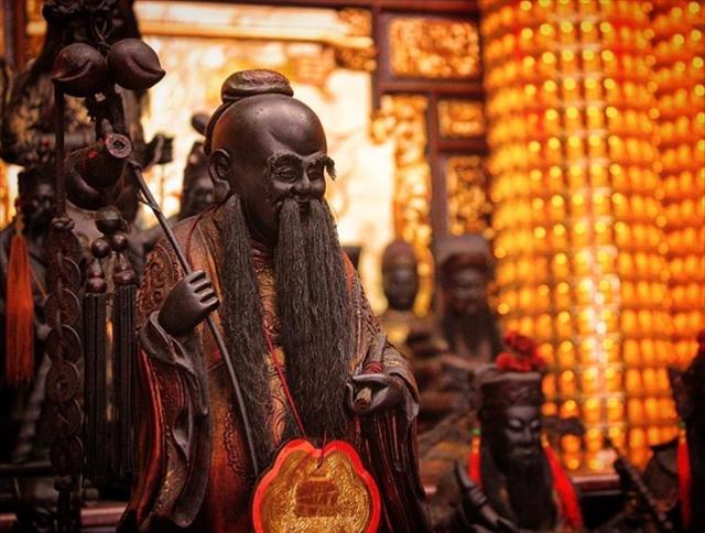 台湾最強の恋愛の神様【月下老人】