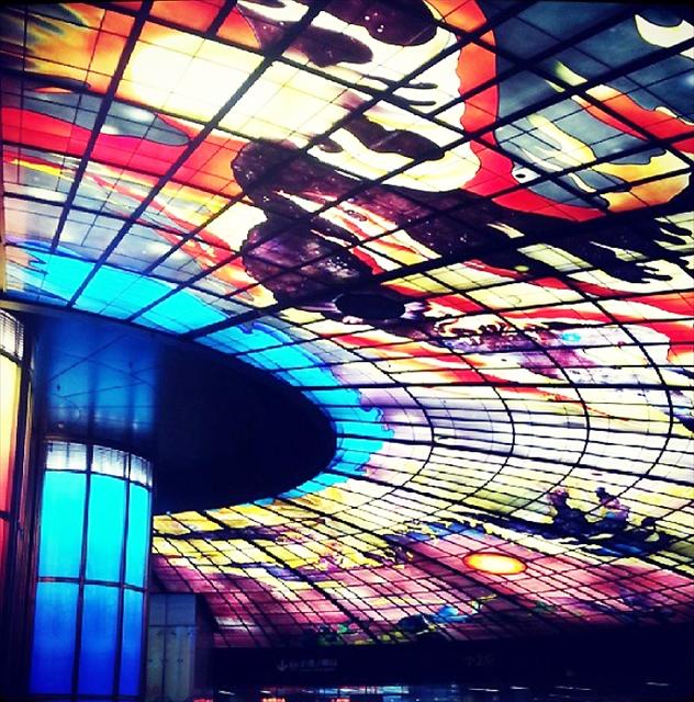 光のドーム(光之穹頂)2