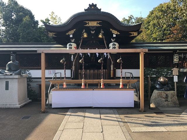 京都「晴明神社」「一条戻橋」へのアクセス方法 ご利益は?